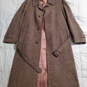 Yorkshire & Hill Wool Peacoat